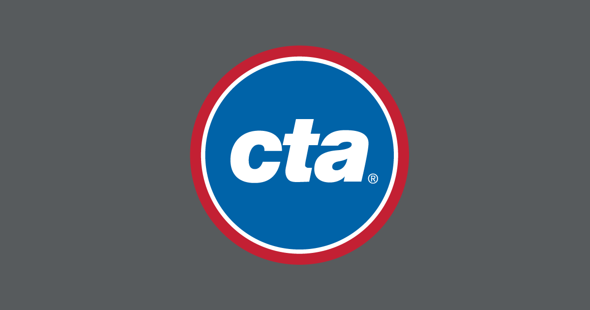 Chicago Transit Authority - CTA Buses & Train Service - 1