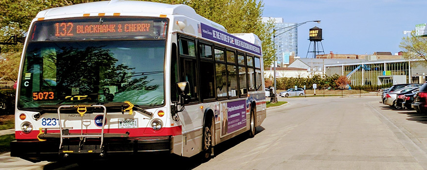 132 Goose Island Express Bus Route Info Cta