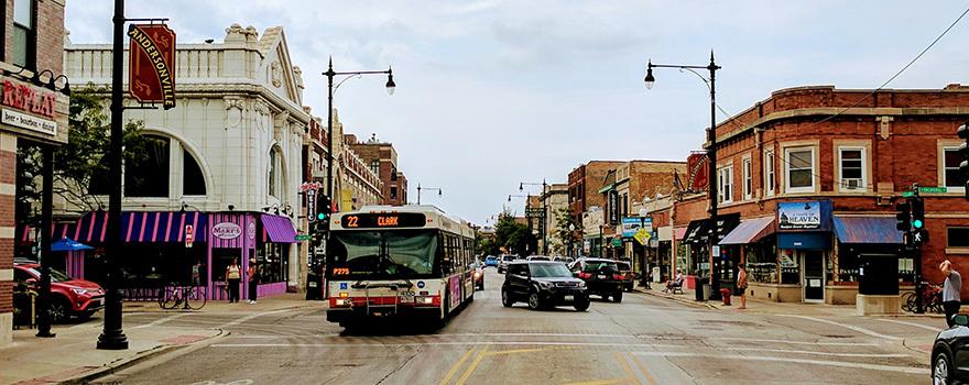 22 Clark Bus Route Info Cta