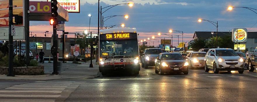 53a South Pulaski Bus Route Info Cta