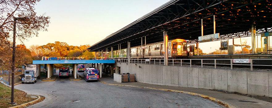 Forest Park Station Information - CTA