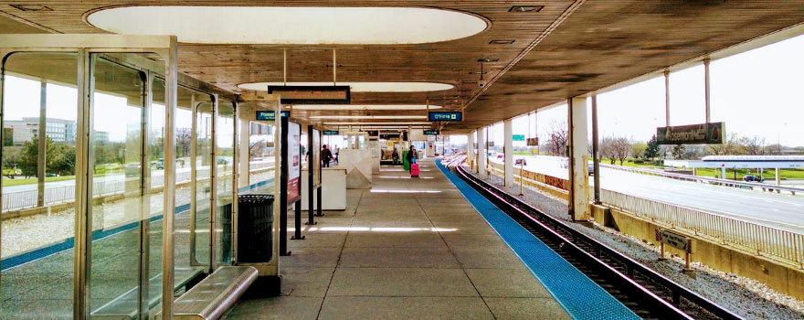 Rosemont Station Information - CTA
