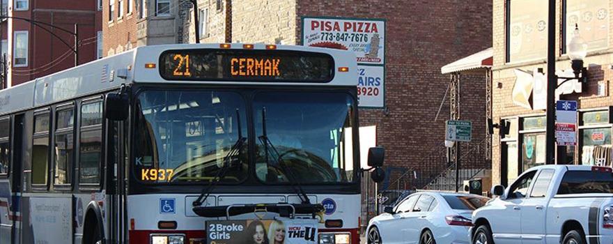 21 Cermak (Bus Route Info) - CTA