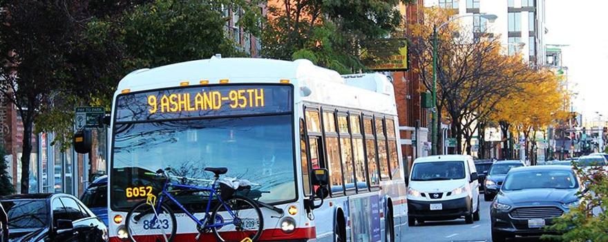 Arrow Pointing Down >> 9 Ashland (Bus Route Info) - CTA