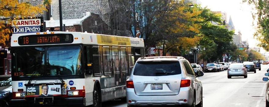 18 16th-18th (Bus Route Info) - CTA