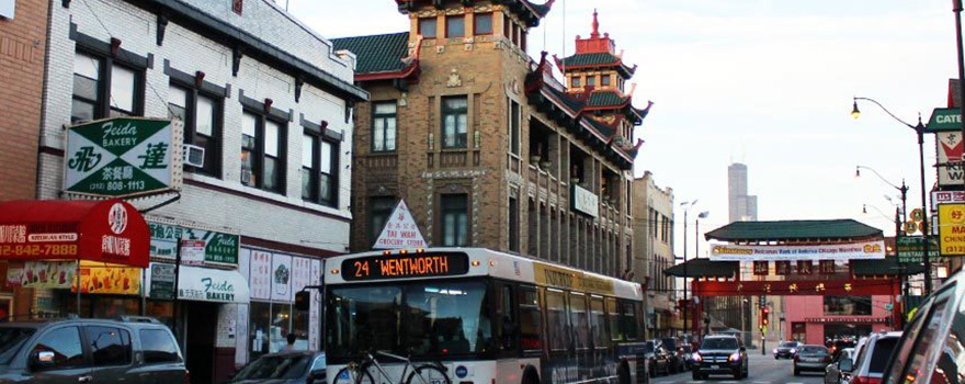 24 Wentworth (Bus Route Info) - CTA