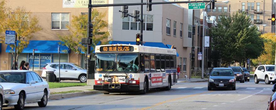 60 Blue Island 26th Bus Route Info Cta