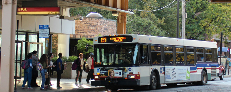 157 Streeterville Taylor Bus Route Info Cta