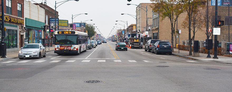 63 63rd (Bus Route Info) - CTA