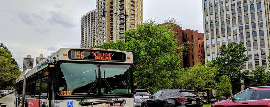 156 LaSalle (Bus Route Info) - CTA on