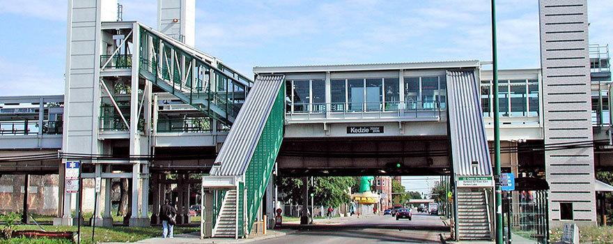 Kedzie Green Line Station Information