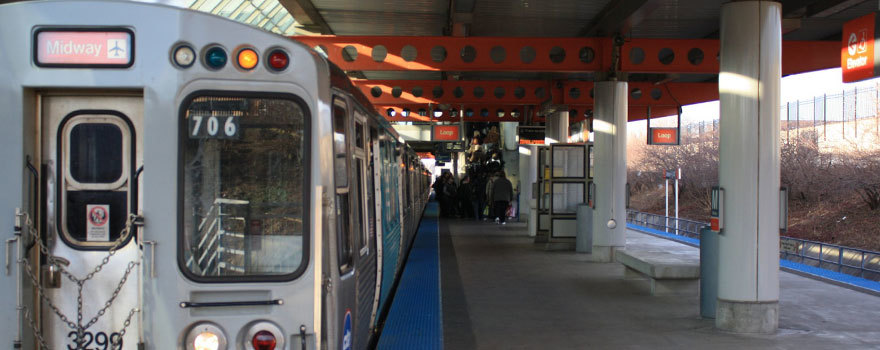 Sitetransitchicagocom Chicago Subway Map.Midway Station Information Cta