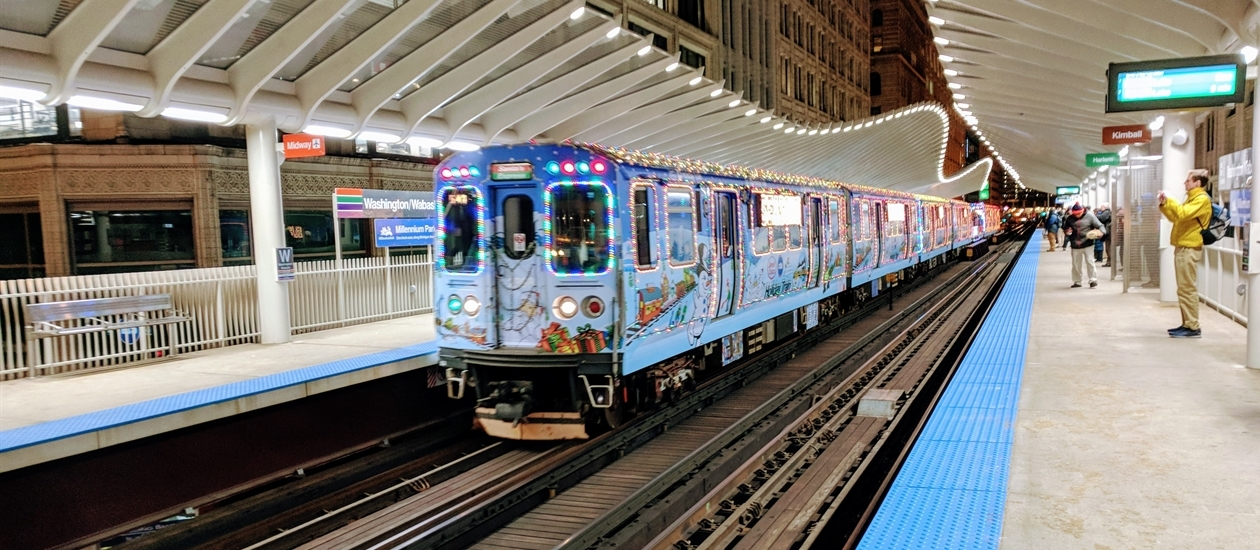 Chicago Transit Authority - CTA Buses & Train Service - 1-888-YOUR ...