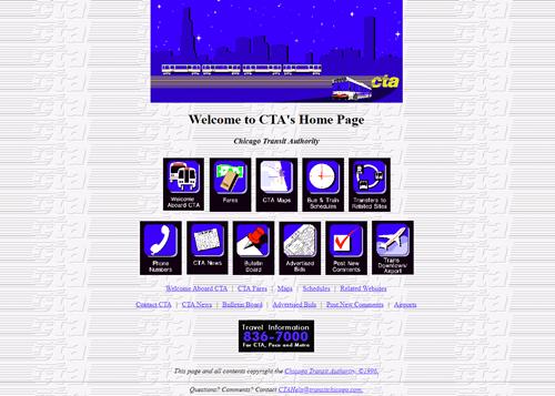 Sitetransitchicagocom Chicago Subway Map.Welcome To The New Transitchicago Com Cta