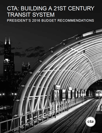 2016 Budget Recommendations Book Cover