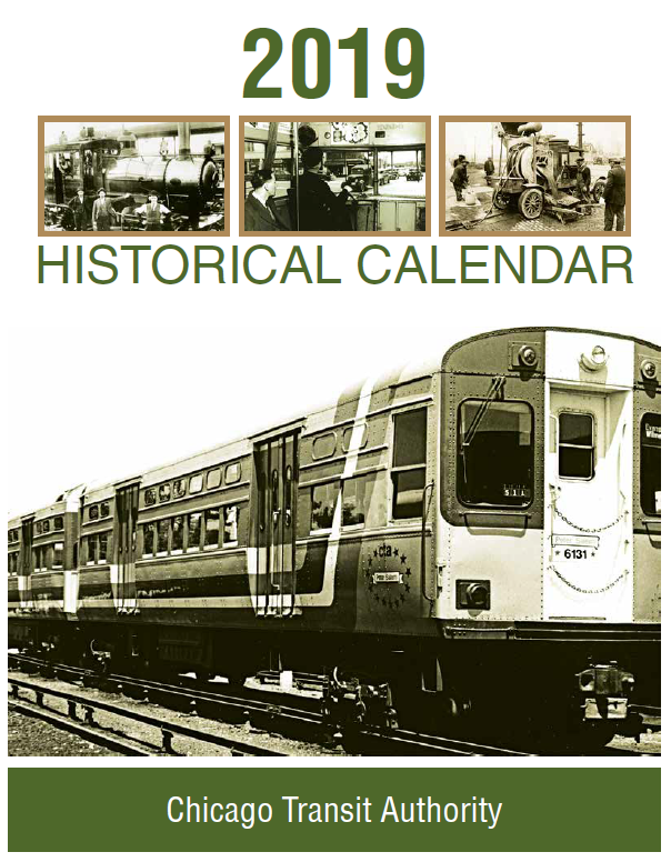 Cta Historical Calendar About Us Amp More Cta