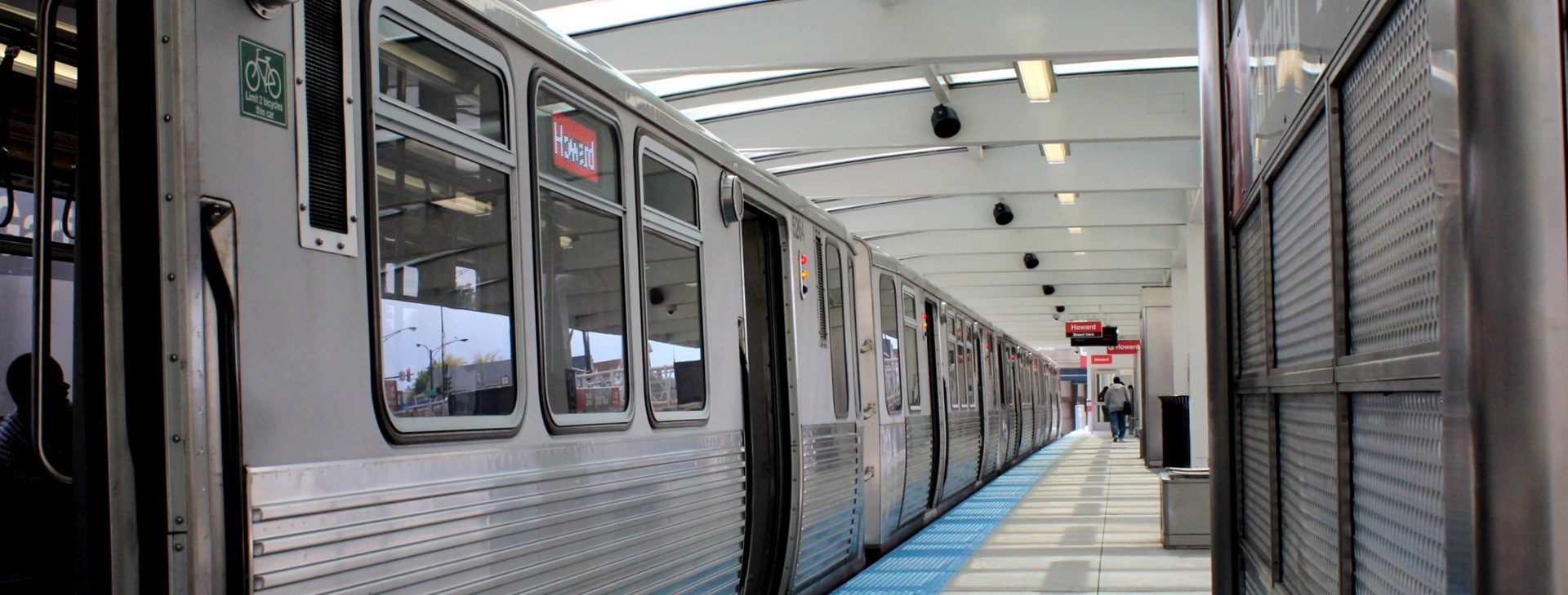 Garfield after Red Line South Rehabilitation Project