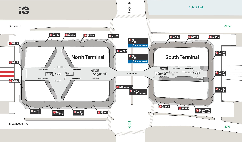 CTA 95th/Dan Ryan Station Improvements - CTA