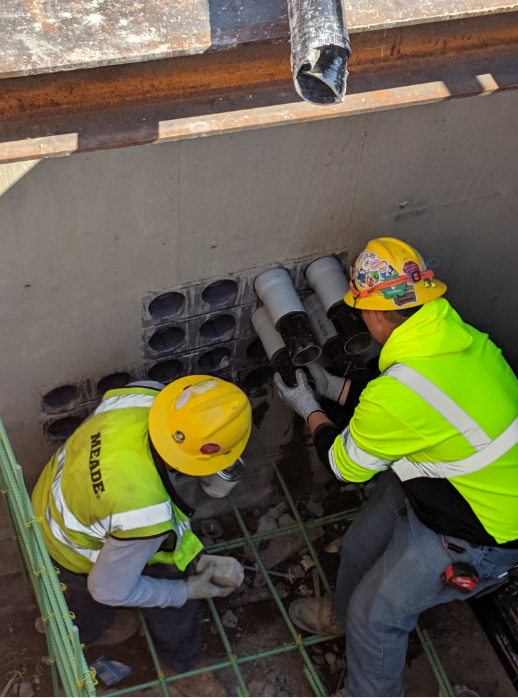 Thorndale_ductbank_work_May_2020