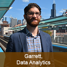 Garrett, Data Analytics
