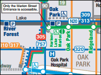 Chicago Subway Map Downtown.Maps Cta