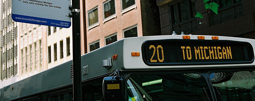 20 Madison Bus Route Info CTA