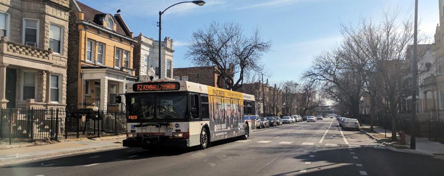 82 Kimball Homan Bus Route Info Cta