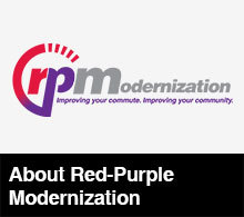About Red and Purple Modenization