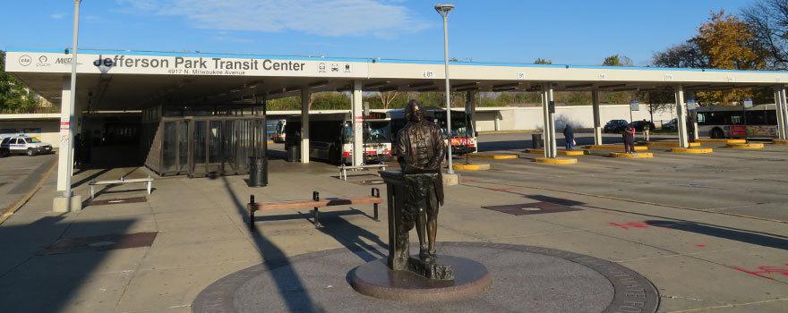 Jefferson Park Station Information Cta