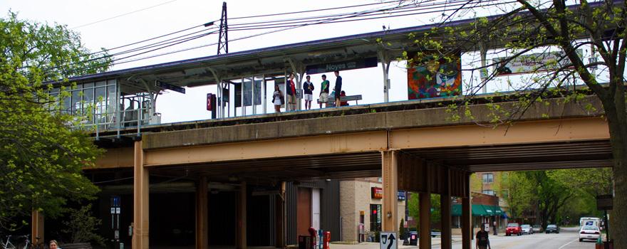 Noyes Station Information Cta
