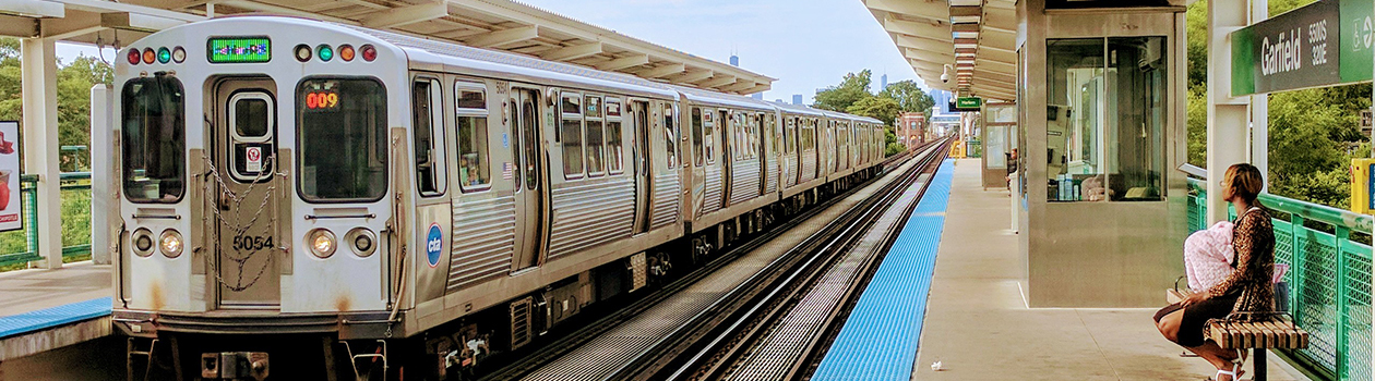 Green Line (Route info, alerts & schedules) - CTA